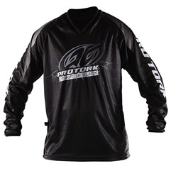 Camisa Motocross Pro Tork Insane In Black