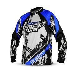 Camisa Motocross Pro Tork PS788 Azul