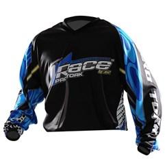 Camisa Motocross Pro Tork Race Azul