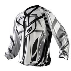 Camisa Motocross Pro Tork Squad Cinza