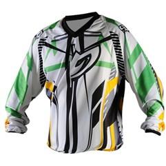 Camisa Motocross Pro Tork Squad Verde