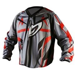 Camisa Motocross Pro Tork Squad Vermelho