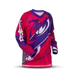 Camisa Motocross Pro Tork Vertigo Rosa