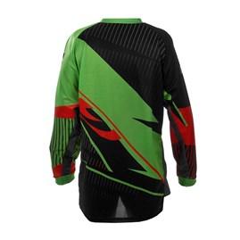 Camisa Motocross Pro Tork Vertigo Verde/Preto