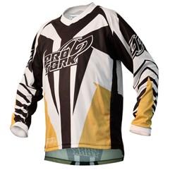 Camisa Motocross Pro Tork Viber Champagne