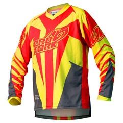 Camisa Motocross Pro Tork Viber Flame