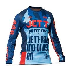 Camisa Motocross Trilha Enduro - Jett Factory Edition 3