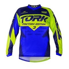 Camisa Motocross Trilha Enduro - Pro Tork Factory Edition 3