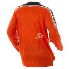 Camisa Motocross Troy Lee GP Factory Azul/Laranja