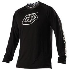 Camisa Motocross Troy Lee GP Midnights Preto