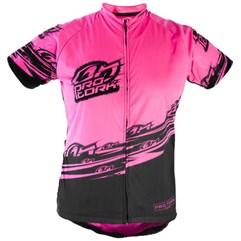94d4828934ae2 Camisa Pro Tork Bike Line 1 HI-VIS Pink ...