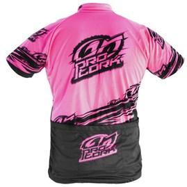 Camisa Pro Tork Bike Line 1 HI-VIS Pink