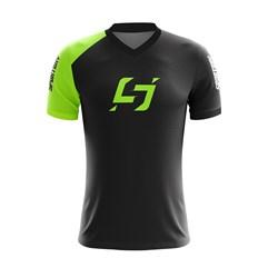 Camiseta Básica Casual Sportbay Preta