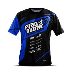 Camiseta Casual Pro Tork Azul