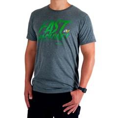 Camiseta Casual Pro Tork Fast Machine Cinza