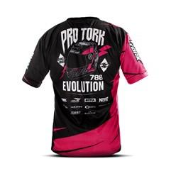 Camiseta Casual Pro Tork Pink