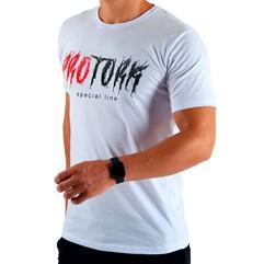 Camiseta Casual Pro Tork Special Line Branco