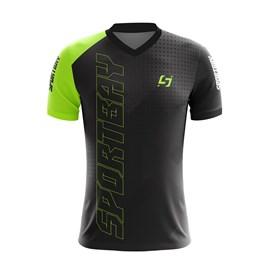 Camiseta Casual Sportbay Preta