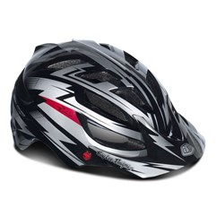 Capacete Bike Troy Lee A1 Cyclops Black