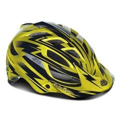 Capacete Bike Troy Lee A1 Cyclops Black