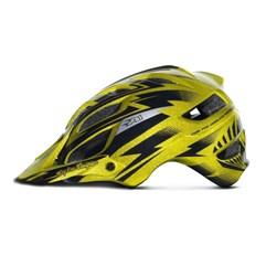 Capacete Bike Troy Lee A1 Cyclops Gold