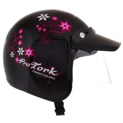 Capacete Compact For Girls Preto