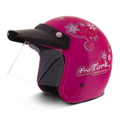 Capacete Compact For Girls Rosa