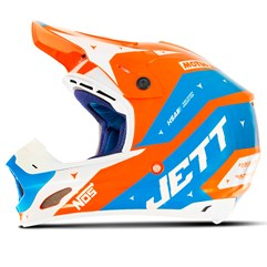 Capacete Cross Th1 Jett Evolution 2