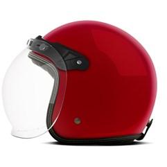 Capacete Custom Solid Etceter Pepper Red