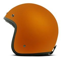 Capacete Custom Solid Fosco Etceter Orange