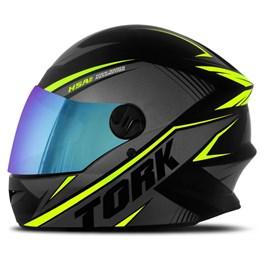 Capacete De Moto Pro Tork R8 + Viseira Camaleão