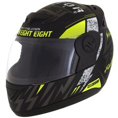 Capacete Evolution 788 G6 Mod. Factory Racing