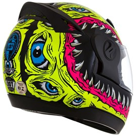 Capacete Evolution 788 G6 Mod. Jaws Jaws