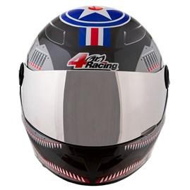 Capacete Fechado Pro Tork 4 Racing Bomber Helmet