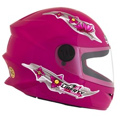 Capacete Feminino Infantil Pro Tork New Liberty Four Girls