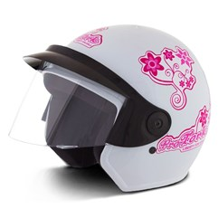 Capacete Feminino Pro Tork Liberty 3 For Girls