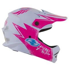 Capacete Infantil Motocross Pro Tork Insane 5