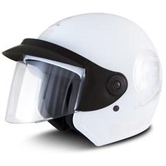 Capacete Moto Aberto Pro Tork Liberty 3 Branco