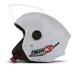 Capacete Moto Aberto Pro Tork New Liberty 3 Branco