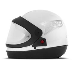 Capacete Moto Automático Pro Tork Sport Moto Branco