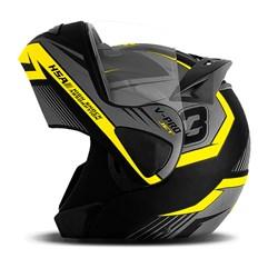 Capacete Moto Escamoteável Pro Tork V-pro Jet 3