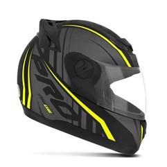 Capacete Moto Fechado Pro Tork Evolution G6 Pro Amarelo