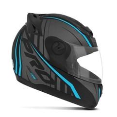 Capacete Moto Fechado Pro Tork Evolution G6 Pro Azul