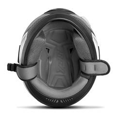 Capacete Moto Fechado Pro Tork Evolution G6 Pro Series Tech Laranja