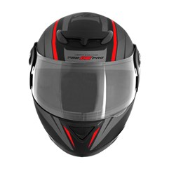 Capacete Moto Fechado Pro Tork Evolution G6 Pro Vermelho