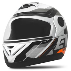 Capacete Moto Fechado Pro Tork Evolution G8 Evo Branco