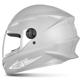 Capacete Moto Fechado Pro Tork New Liberty 4 Branco