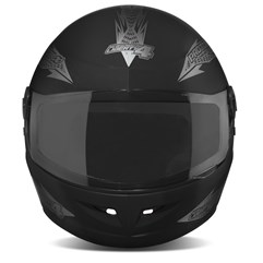 Capacete Moto Fechado Pro Tork New Liberty 4 Preto Fosco
