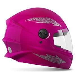 Capacete Moto Fechado Pro Tork New Liberty 4 Rosa