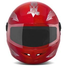 Capacete Moto Fechado Pro Tork New Liberty 4 Vermelho